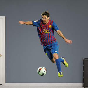 Lionel Messi - Forward Fathead Wall Decal